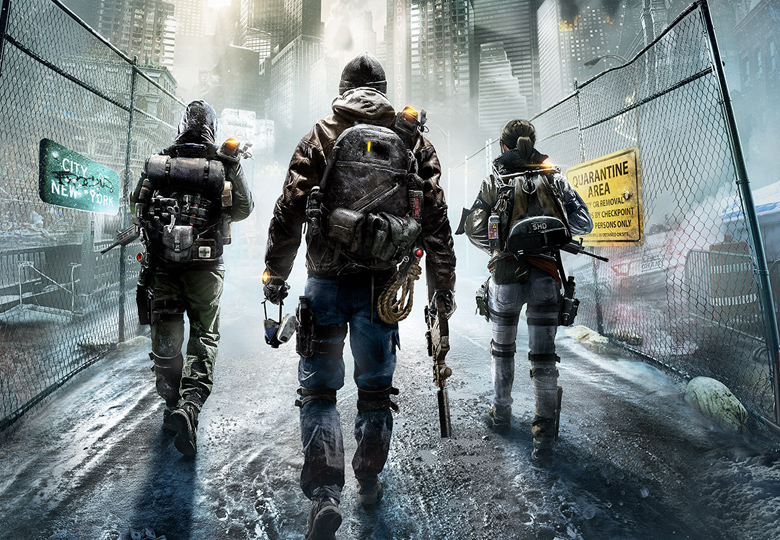 thedivision mmo